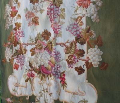 An AUBUSSON tapestry circa 1880