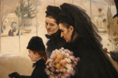 Emile FRIANT 1863-1932 allotted to