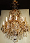 Pair of chandeliers circa 1930