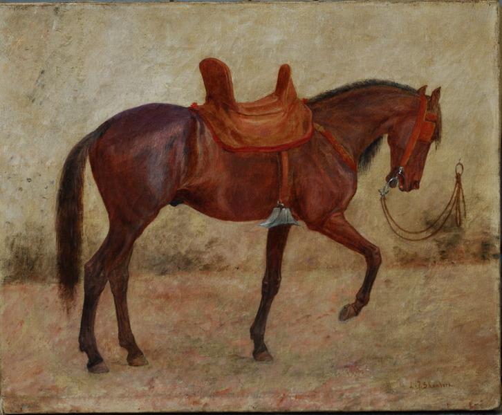 John Lewis SHONBORN 1852-1931