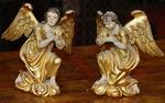 Paire d'anges XVIII