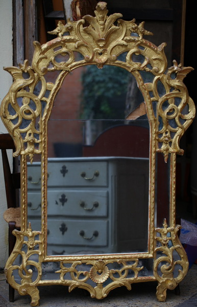 MIRROR Regency period