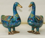 Cloisonné work china 19th