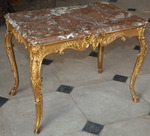 Table Regence style circa 1880