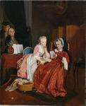 ECOLE ANGLAISE XVIII