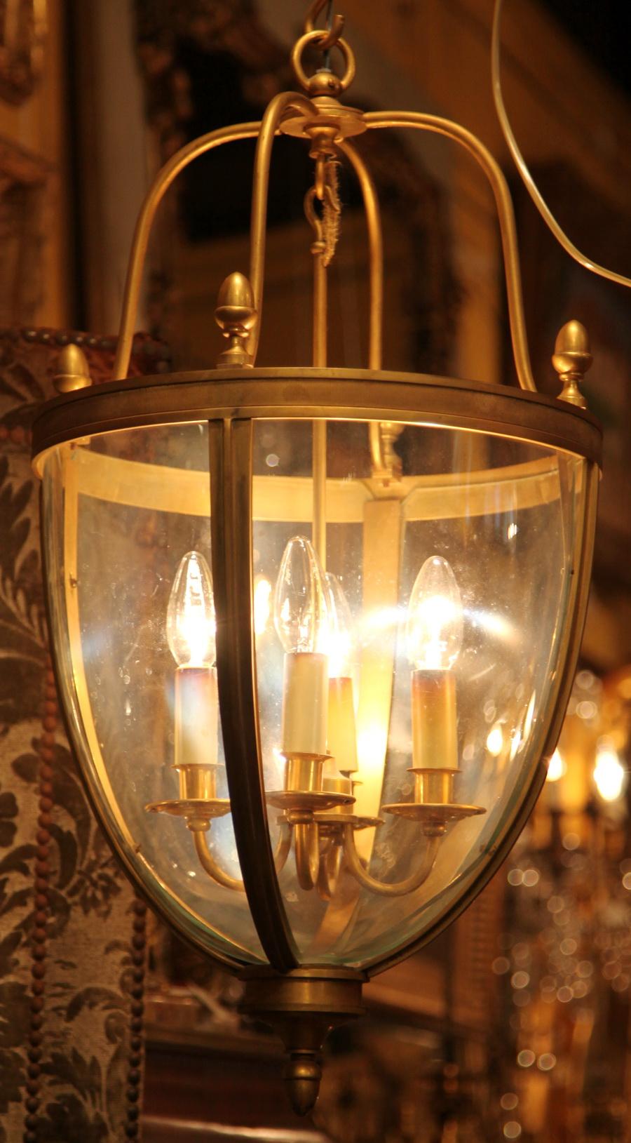 Paire de lanternes circa 1950