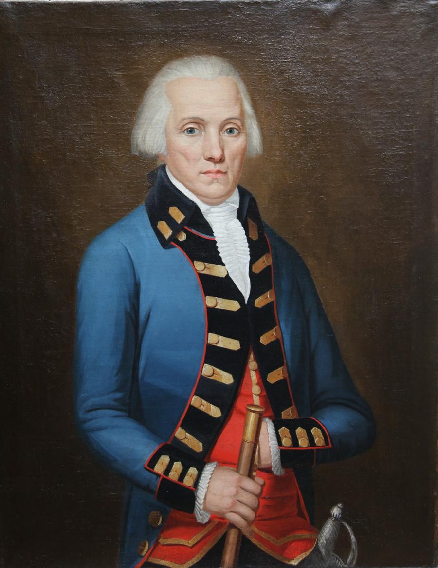 Peinture XVIII, école américaine