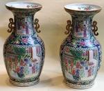 vases CANTON 1880