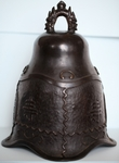 Bell of bronze temple circa 1850