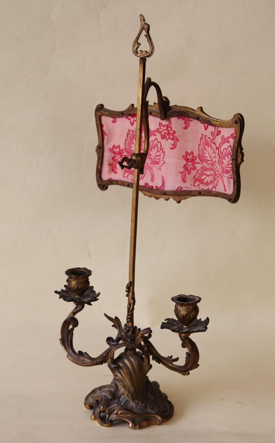 Candlestick circa 1880