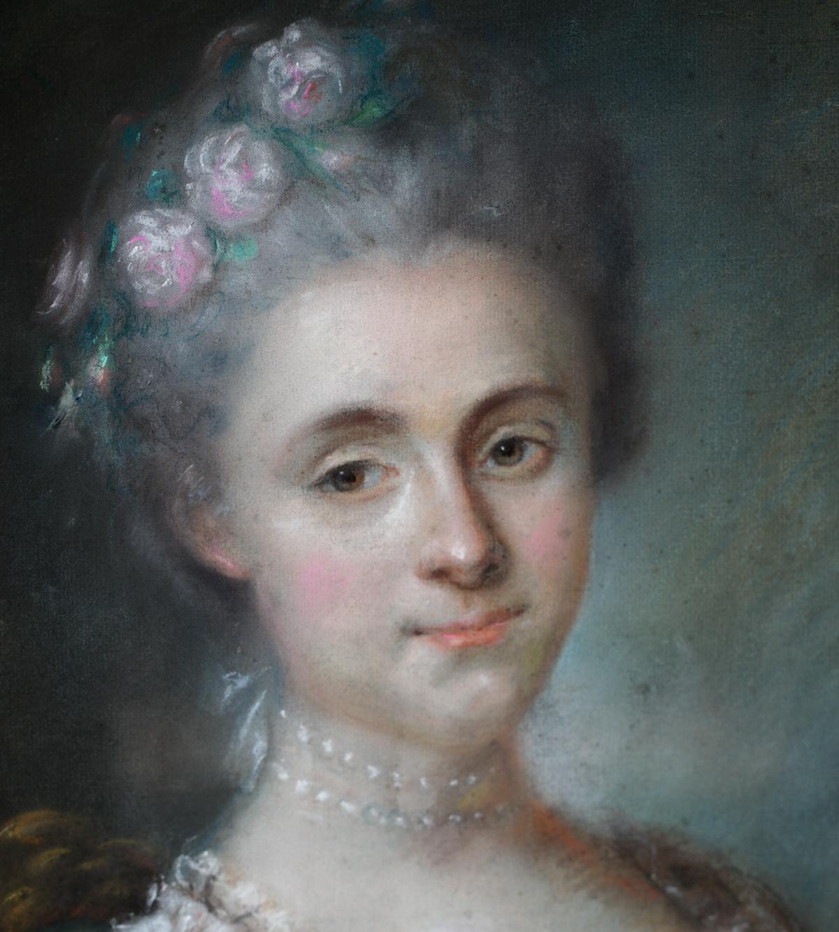Charles NAUDIN 1745-1786 attribué à