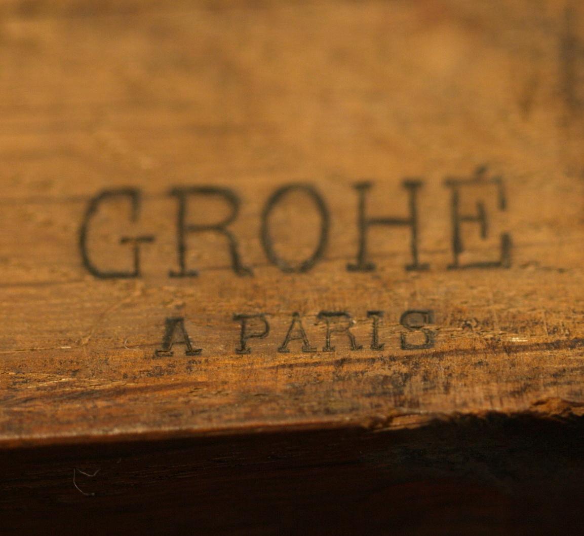 GROHE A Paris circa 1847