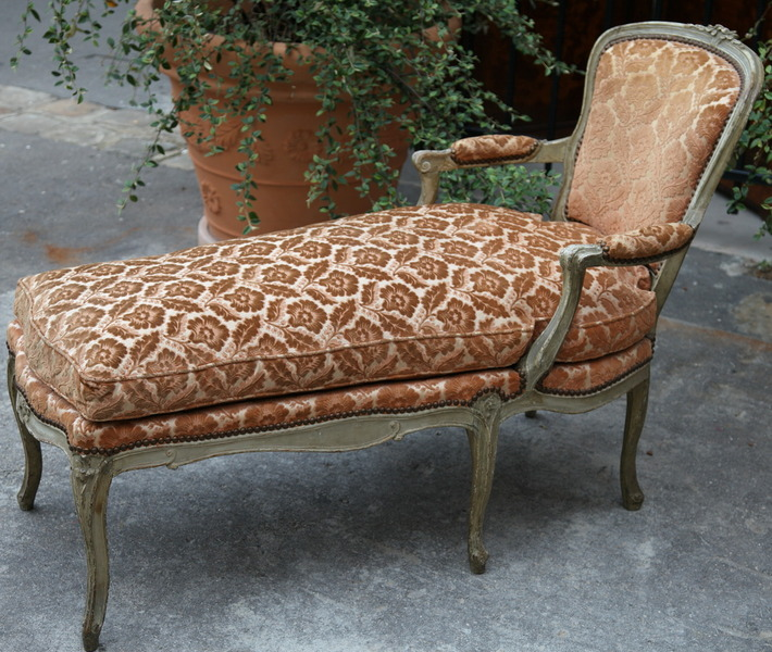 Chaise longue ancienne perfect chaise longue ancienne chaise longue ancienne with chaise longue - Chaise longue ancienne bois ...