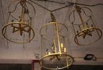 Louis XVI style lanterns