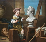 Carle Van LOO 1705-1765 suiveur de