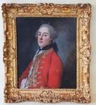 """Ecole Française du XVIII """"portrait"""""""