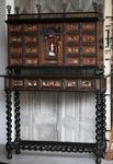 Cabinet  époque XVII