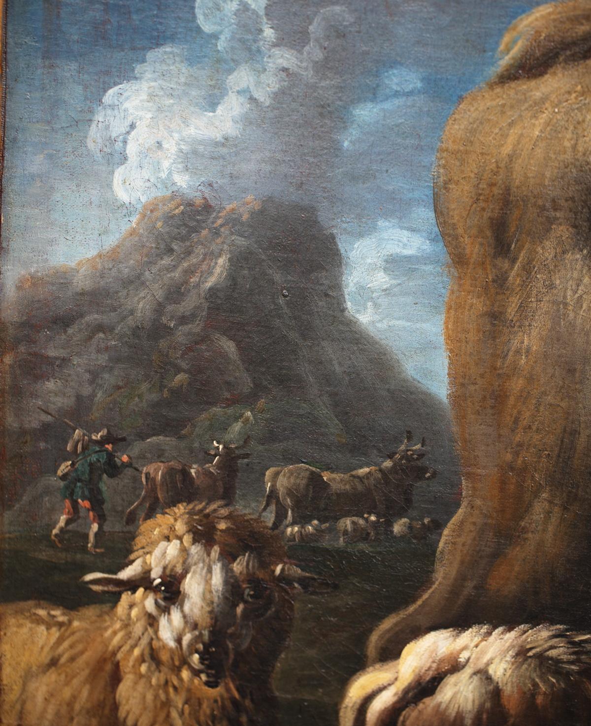 Philipp Peter ROOS dit ROSA DA TIVOLI 1657-1706