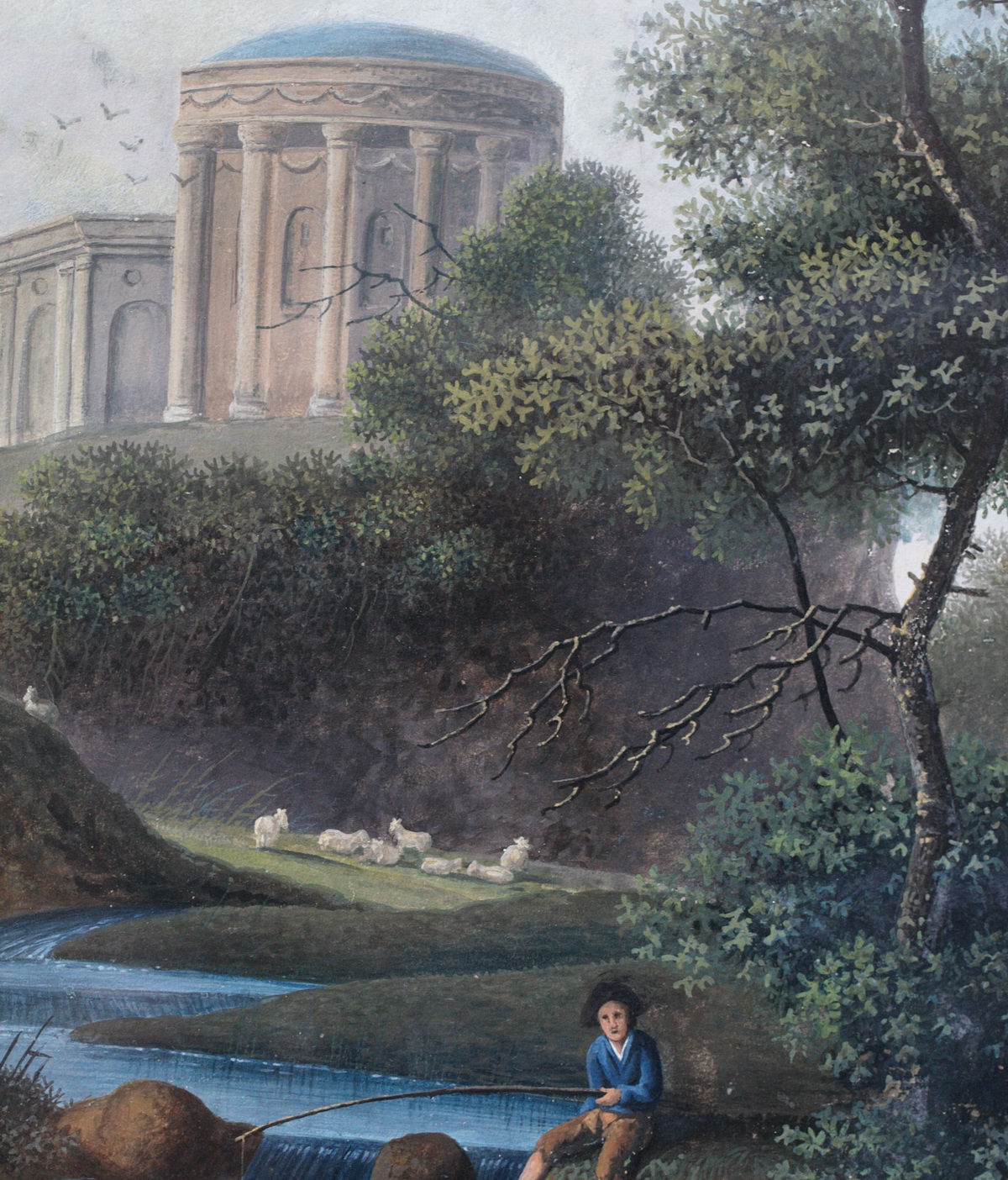 Joseph Auguste KNIP 1777-1847 attribué à