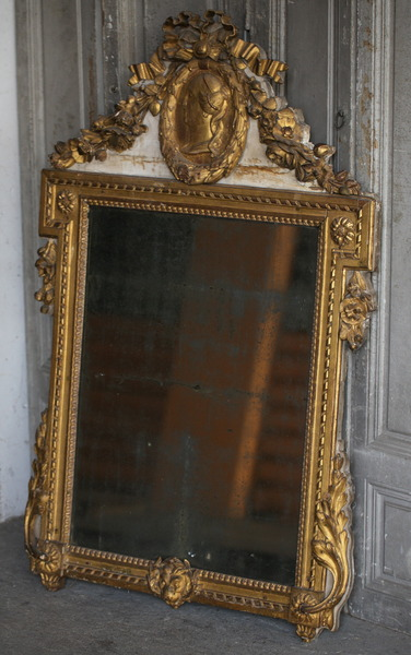 Miroir louis xvi for Miroir louis 16