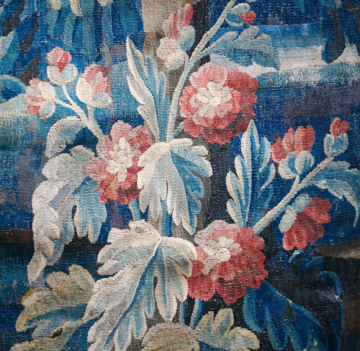 AUBUSSON tapestry 18th