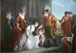William HAMILTON 1751-1801 d'après