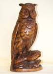 Owl box circa 1880