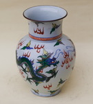 China porcelain vase 19th