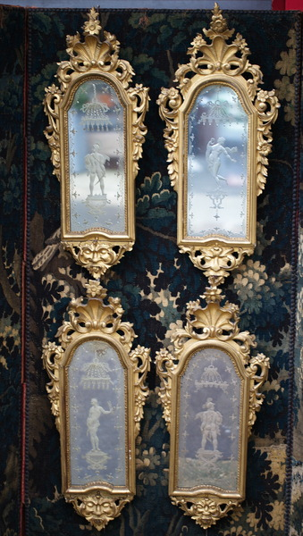 Mirrors lights Venice late eighteenth early nineteenth