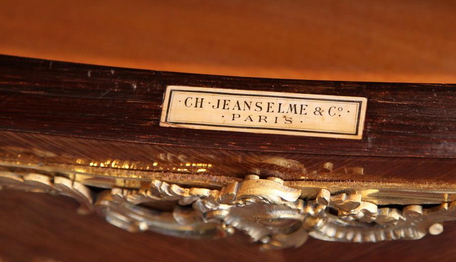 Ch.Jeanselme & C° PARIS