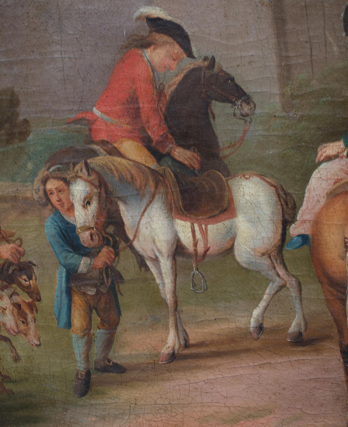 Trumeau Louis XVI