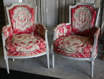 Pair of armchair 18th