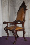 Fauteuil Portugal XVIII