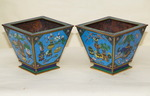 pair of planters China late nineteenth