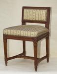 Chaise de coiffeuse Louis XVI