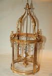 Lanterne style Louis XVI circa 1860