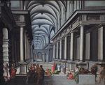 Ecole Italienne fin XVII
