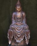 Chine XVIIème Bouddha