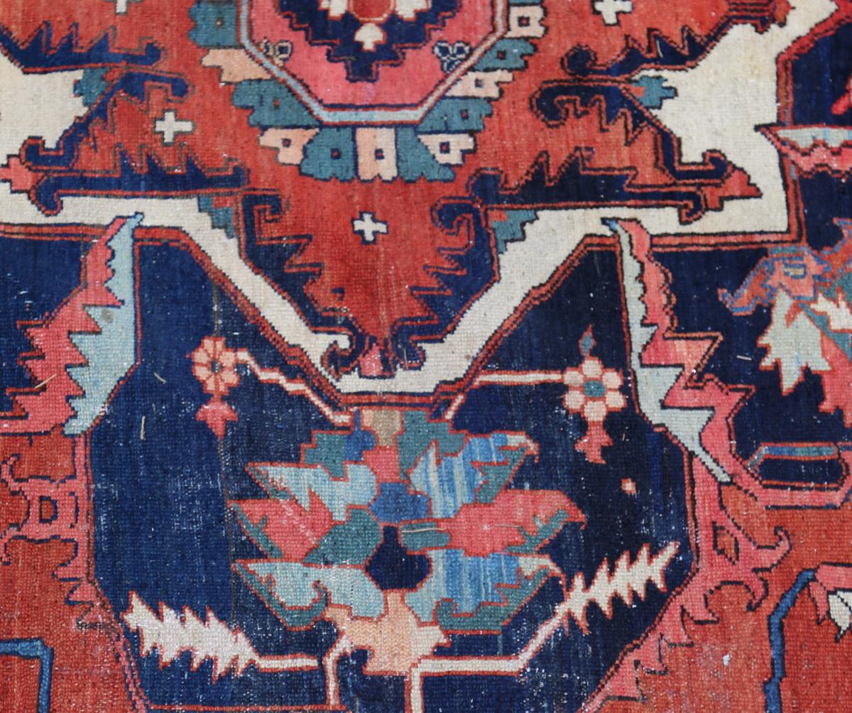 Tapis persan HERIZ