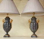 Paire de lampes Susse frères circa 1880