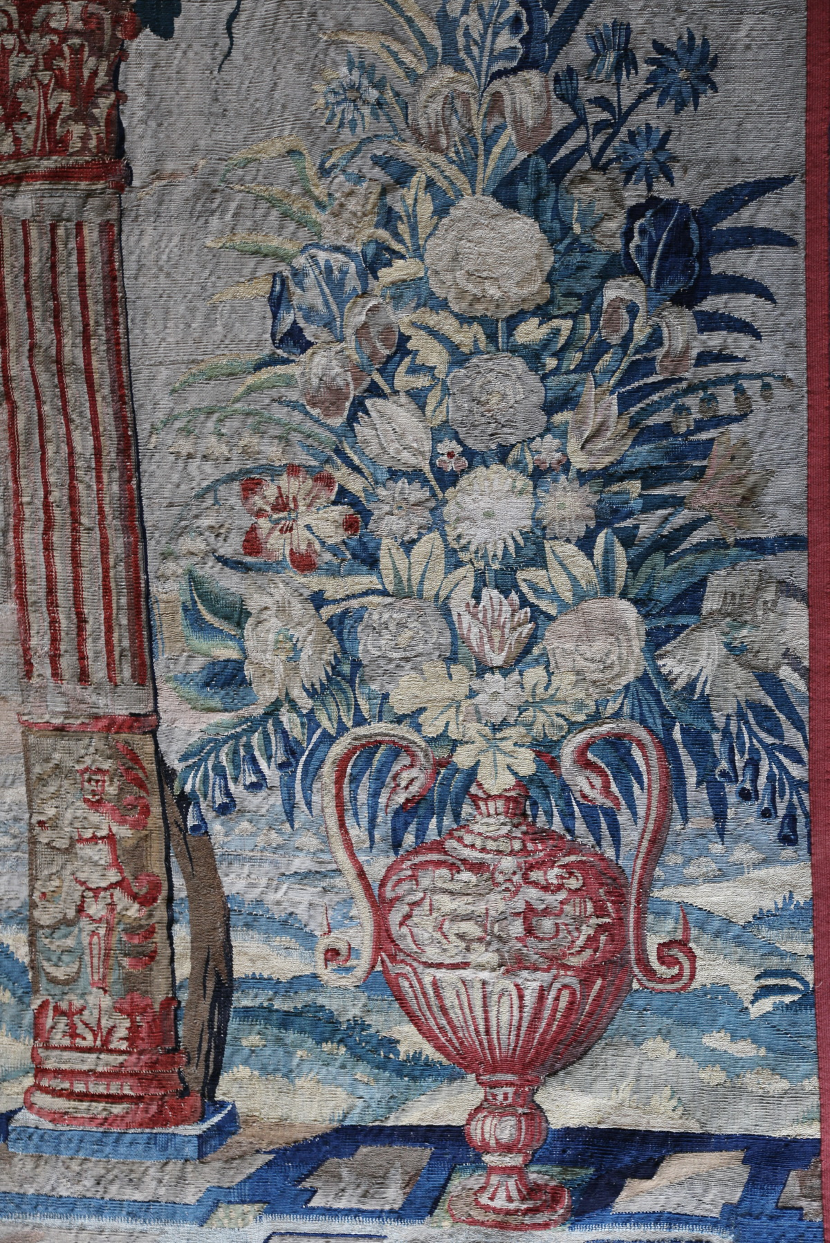 Beauvais tapestry time XVII