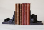 Bookends French School early twentieth
