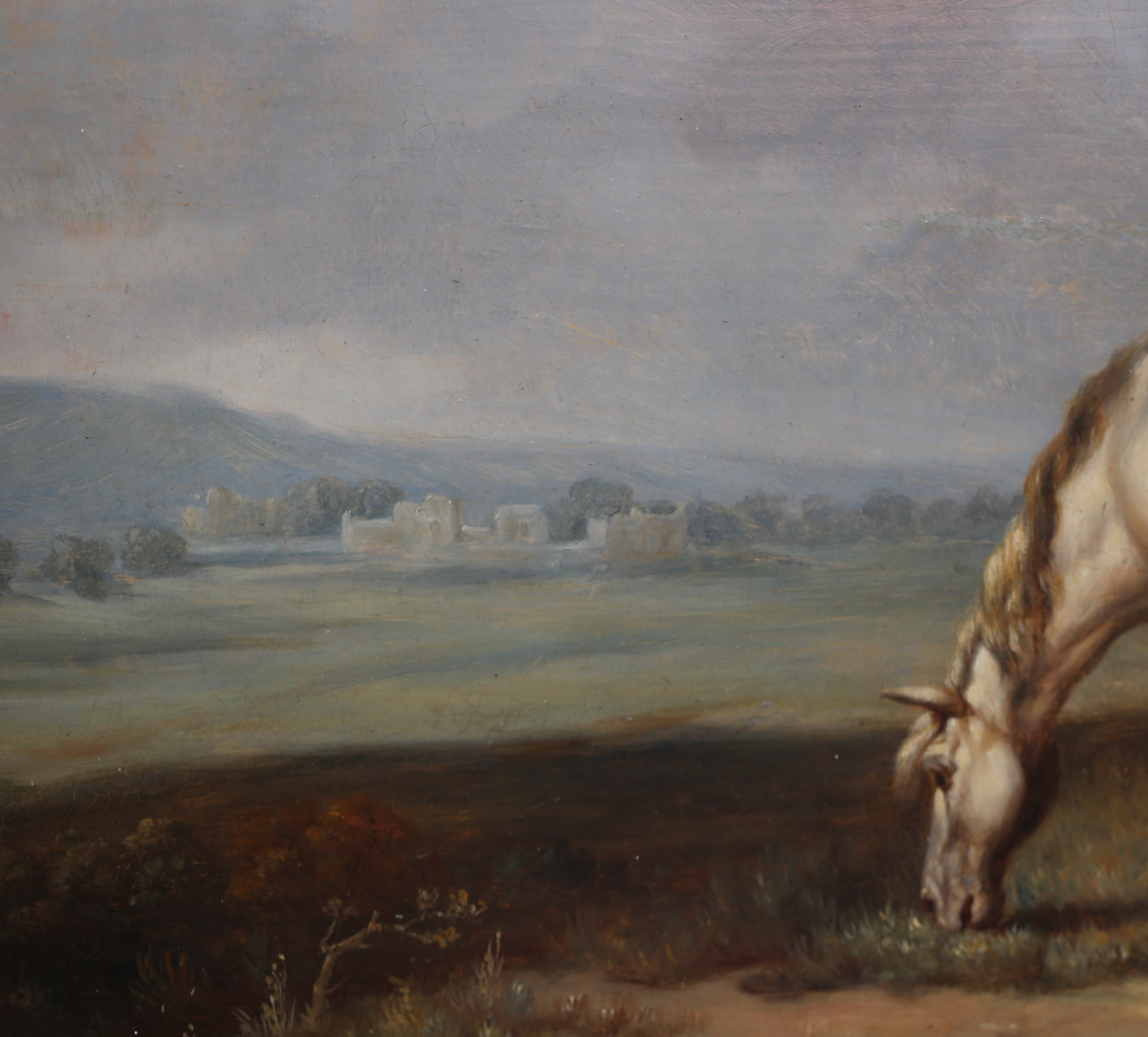 Ecole Hollandaise fin XVIII