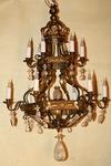 Lustre style Louis XIII
