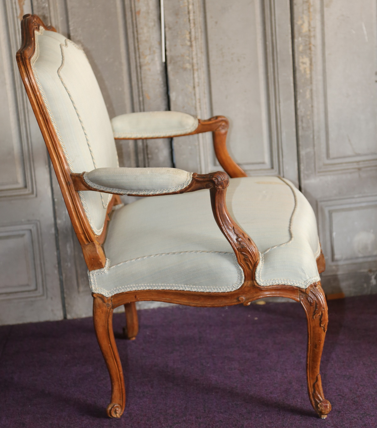 Pair of armchairs 18th