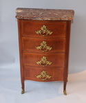 Commode Louis XV estampillée P.Garnier