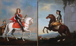 Adam Frans VAN DER MEULEN 1632-1690 attribué à