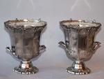 Rafraichissoirs métal Anglais fin XIX