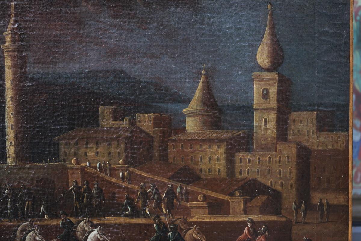 Neapolitan School circa 1760