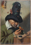 Ecole Hollandaise fin XVIII début XIX